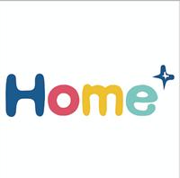 Home + Logo
