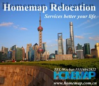 Homemap Real Estate Logo