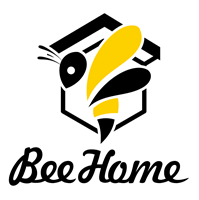 Bee Home Real Estste Logo