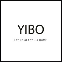 YIBO real estate agency Logo