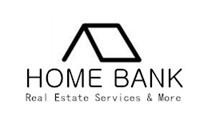 HomeBank Realestate Agency Logo