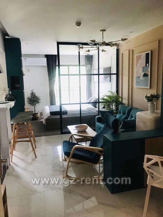 Apartment in Guangzhou Haizhu