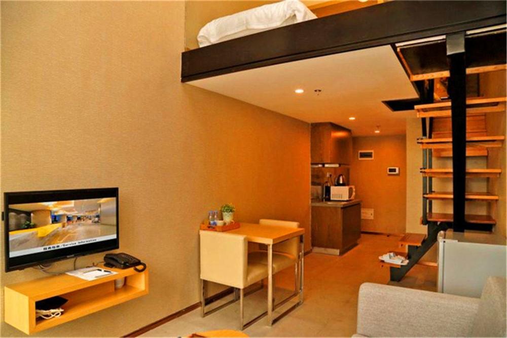 Serviced Apartment in Shenzhen Luohu