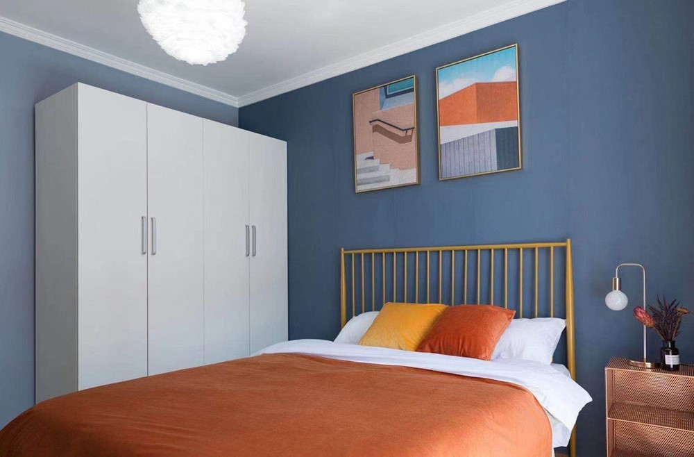 Super nice cozy modern style two bedrooms apartment ...