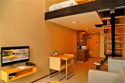 Serviced Apartment in Shenzhen Luohu