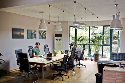 Office Space in Shanghai Xuhui