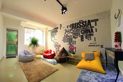 Apartment in Shenzhen Longgang