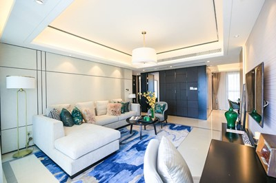 Serviced Apartment in Shanghai Changning