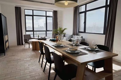 Apartment in Shanghai Pudong
