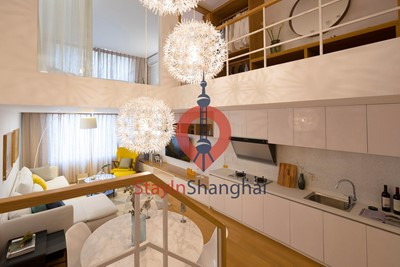 Serviced Apartment in Shanghai Pudong