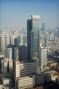 Office Space in Shanghai Jing'an