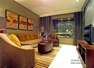 Serviced Apartment in Shanghai Baoshan