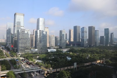 Serviced Apartment in Shenzhen Futian